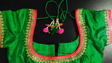 Sai Fashion Trends Ladies Tailoring And Bridal Blouse Designing